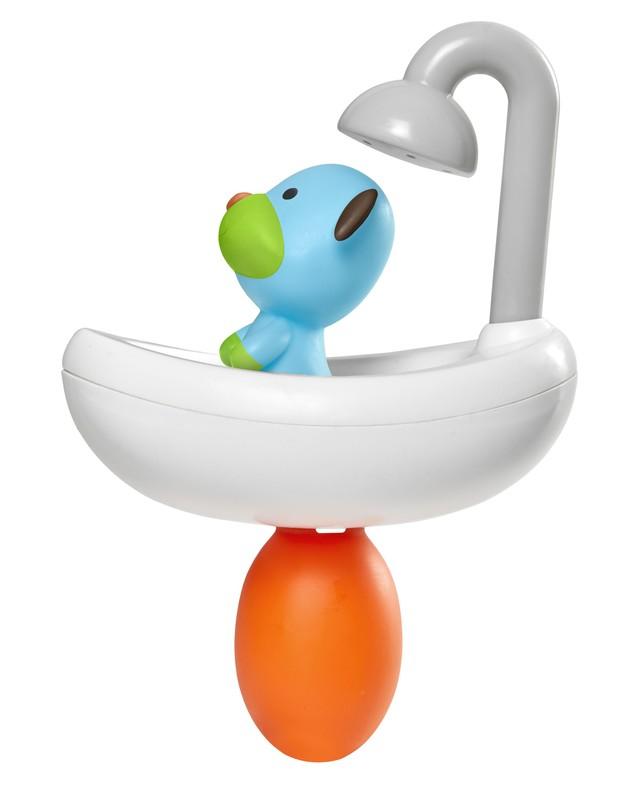 SKIP HOP - Hračka do vody Zoo Squeeze&Shower Psík 2+