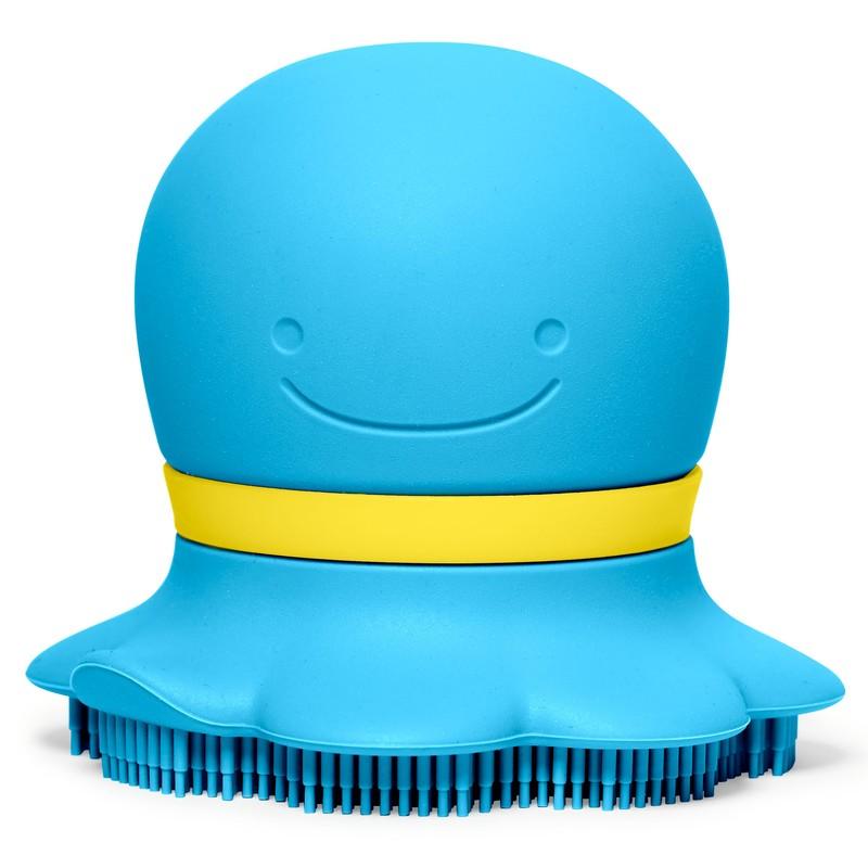 SKIP HOP - Hubka na umývanie silikónová 2v1 Moby