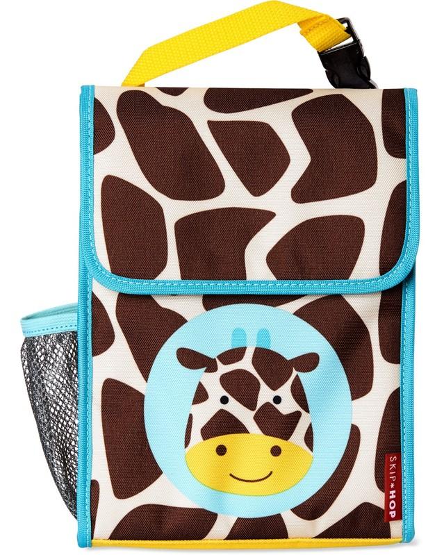 SKIP HOP - Zoo Batôžtek desiatový NEW Žirafa 3+