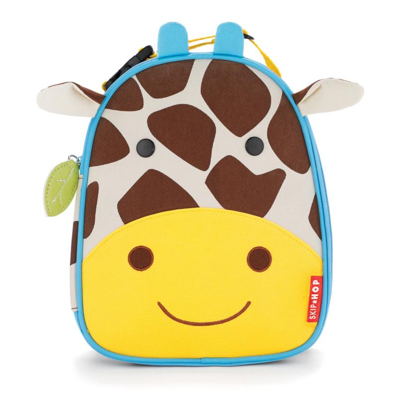 SKIP HOP - Zoo batôžtek desiatový - Žirafa 3+