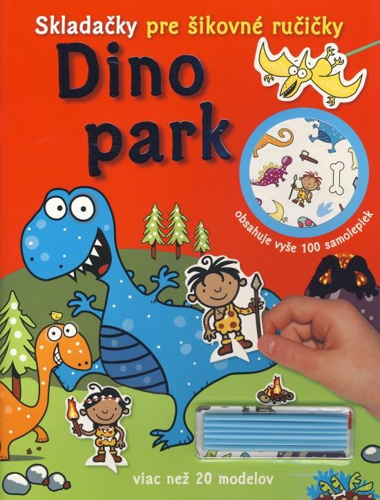 Skladačky pre šikovné ručičky - Dino park