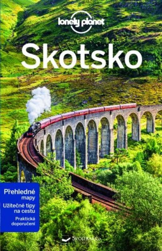 Skotsko- Lonely planet