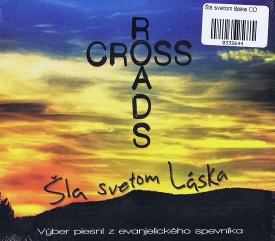 Šla svetom Láska - CD