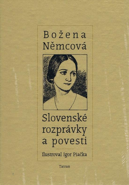 Slovenské rozprávky a povesti I, II ( box ) - Božena Němcová