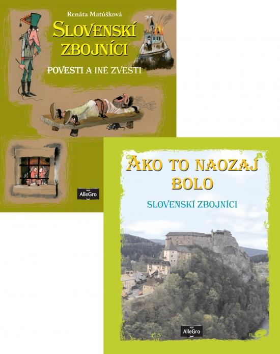 Slovenskí zbojníci / Ako to naozaj bolo - Renáta Matúšková