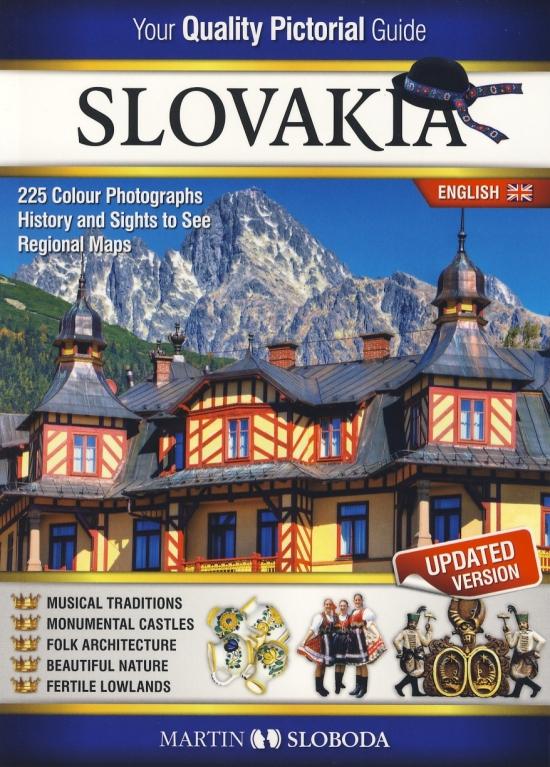 Slovensko obrázkový sprievodca ANG - Sloboda Martin