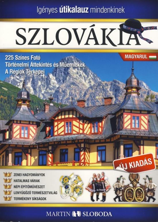 Slovensko obrázkový sprievodca MAD - Martin Sloboda