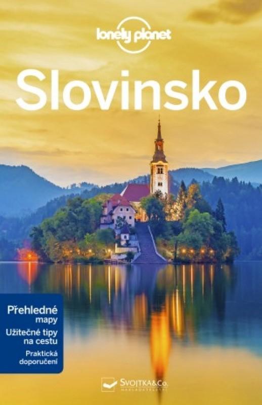 Slovinsko - Lonely Planet - Kolektív
