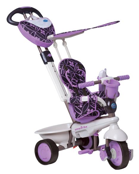 SMART TRIKE - Trojkolka Dream Touch - Purple