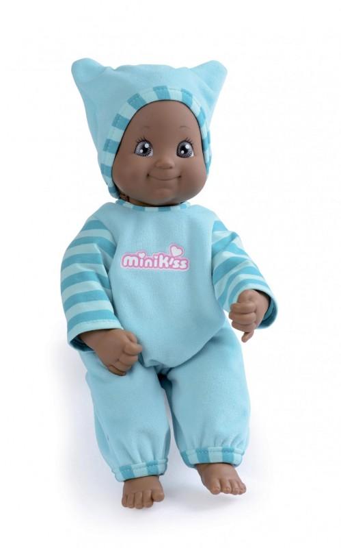 SMOBY - 160184 bábika Minikiss Etnik so zvukom