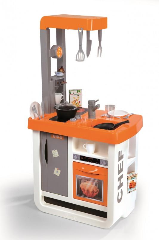SMOBY - Kuchynka Bon Appetit oranžová
