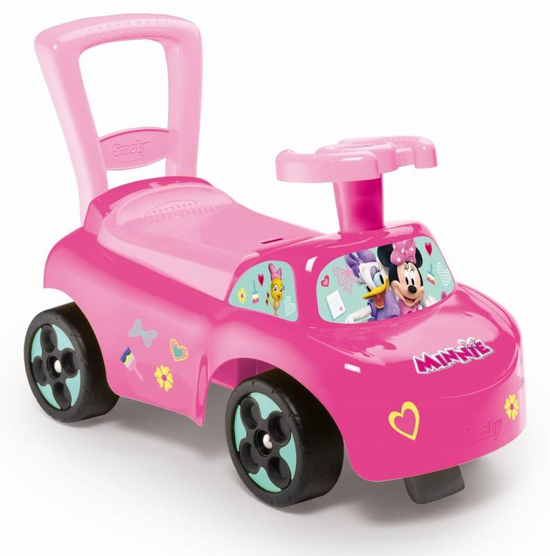 SMOBY - Odrážadlo Auto Minnie