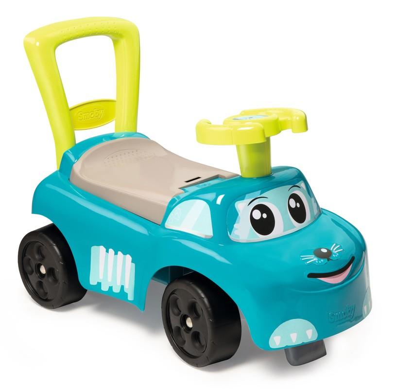 SMOBY - Odrážadlo Auto Modré