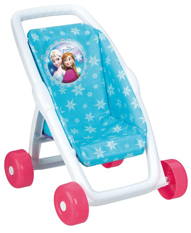 SMOBY - Športový kočík Ľadové kráľovstvo