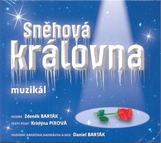 Sněhová královna - muzikál - CD