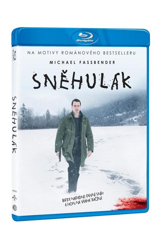 Sněhulák Blu-ray