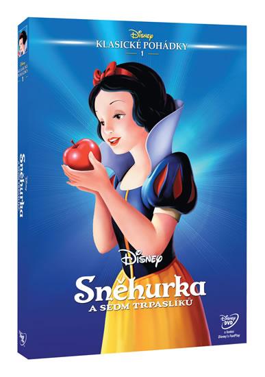 Sněhurka a sedm trpaslíků DVD - Edice Di