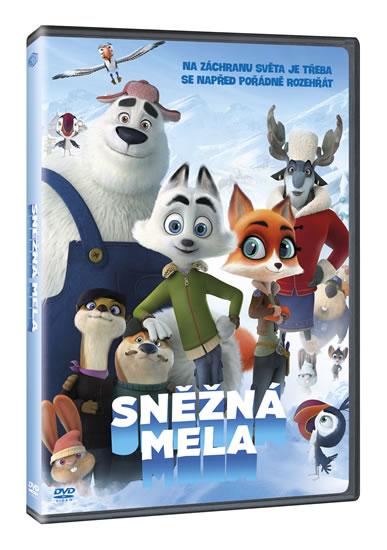 Sněžná mela DVD