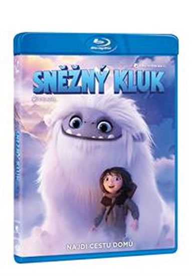 Sněžný kluk Blu-ray