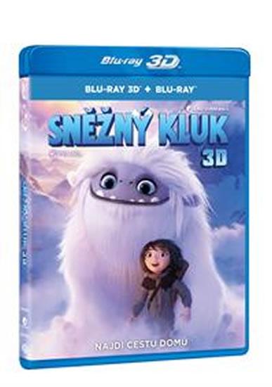 Sněžný kluk Blu-ray (3D+2D)