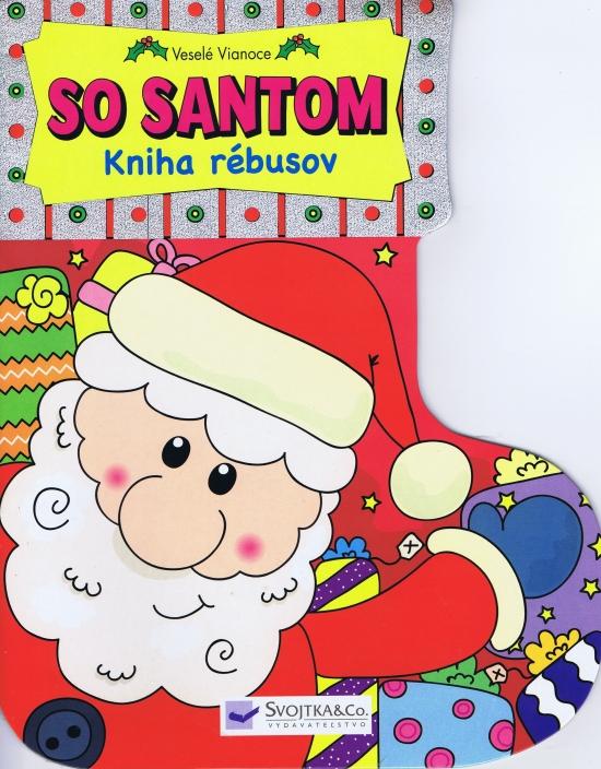 So Santom - kniha rébusov