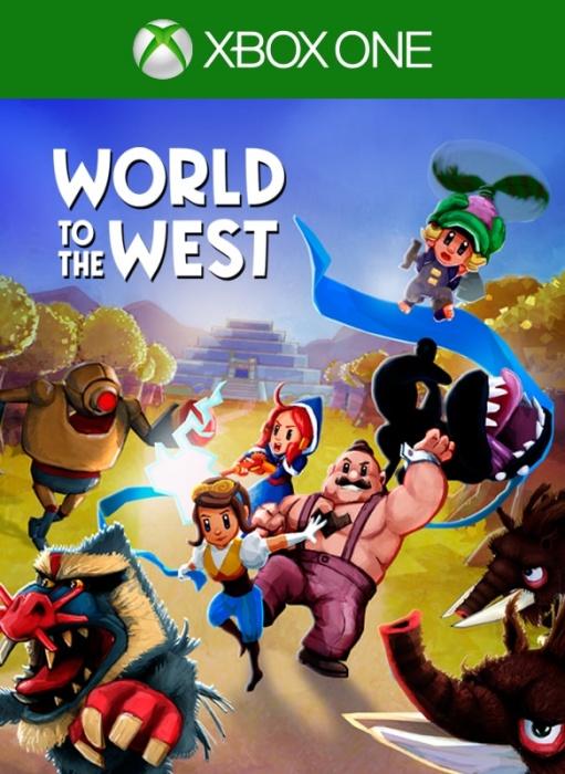 SOEDESCO - XONE World to the West, akčná adventura pre Xbox One