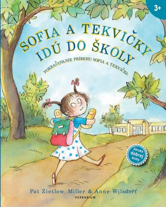 Sofia a Tekvičky idú do školy - Pat Zietlow Miller, Anne Wilsdorf