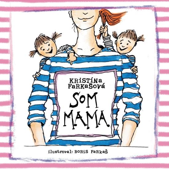 Som mama - CD (audiokniha) - Kristína Farkašová