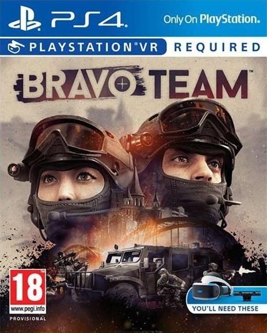 SONY - PS4 Bravo Team VR