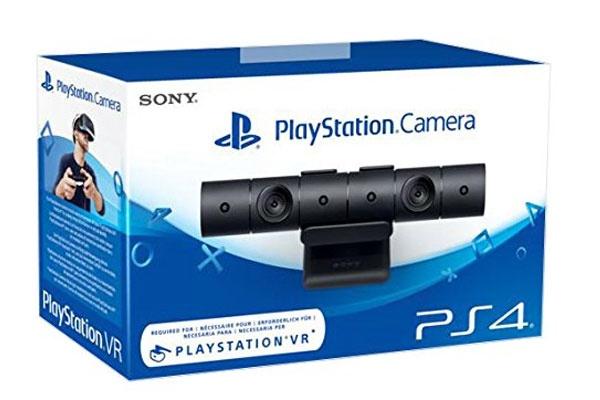 SONY - PS4 Camera V2