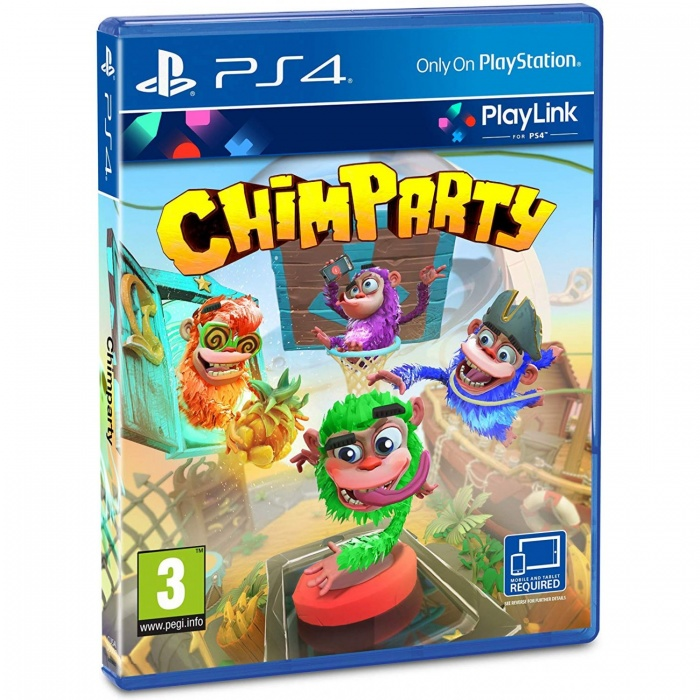 SONY - PS4 Chimparty