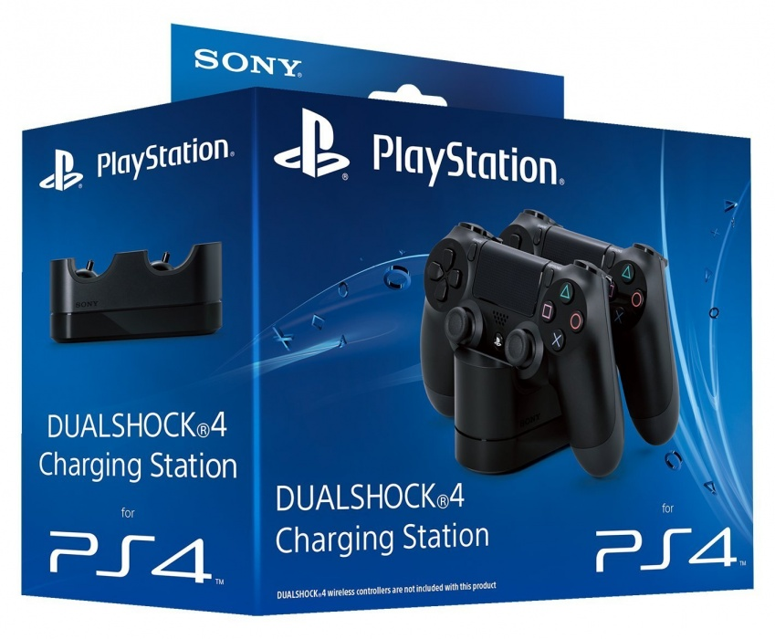 SONY - PS4 DualShock Charging Station