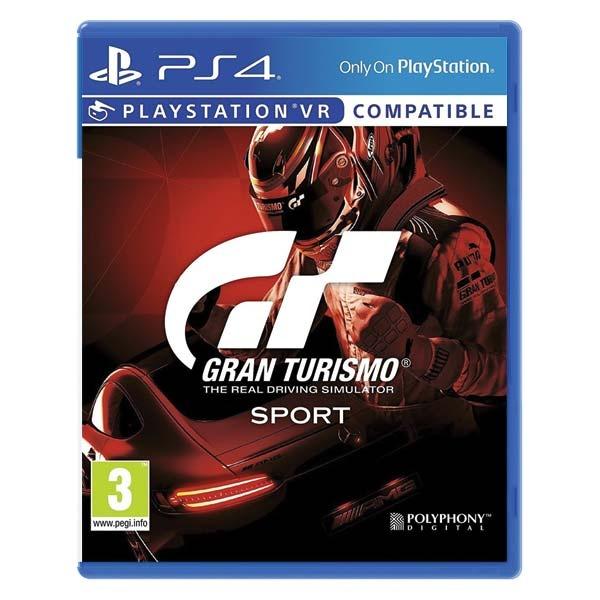 SONY - PS4 Gran Turismo Sport