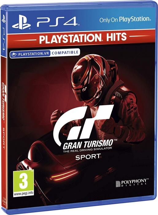 SONY - PS4 Gran Turismo Sport HITS, Športová hra pre PlayStation 4