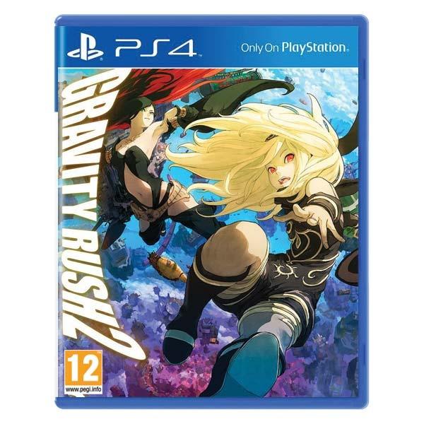 SONY - PS4 Gravity Rush 2