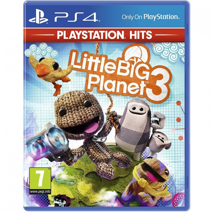 SONY - PS4 LittleBigPlanet 3 HITS