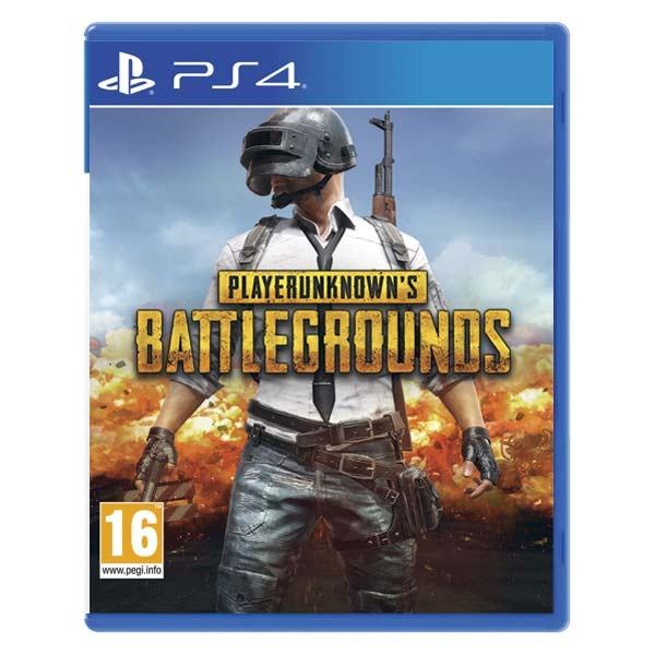SONY - PS4 PlayerUnknown's Battlegrounds