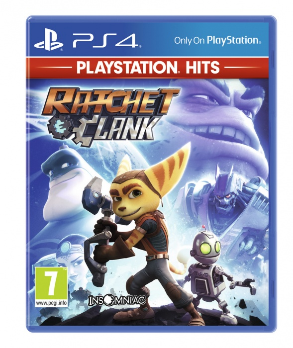SONY - PS4 Ratchet & Clank HITS