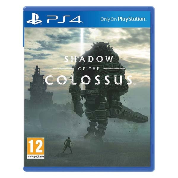 SONY - PS4 Shadow of the Colossus