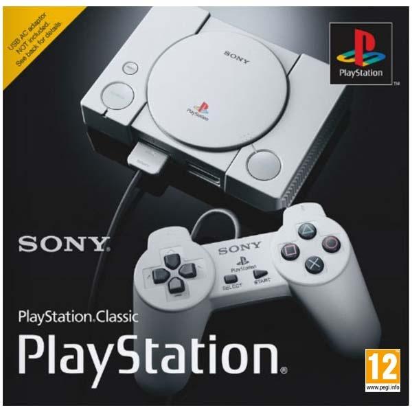 SONY - Sony PlayStation Classic