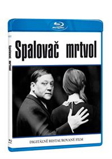 Spalovač mrtvol Blu-ray (restaurovaná ve
