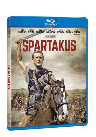 Spartakus Blu-ray