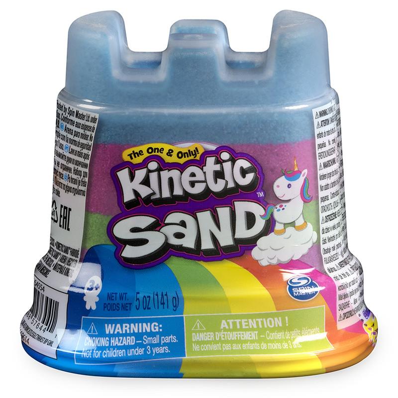 SPIN - Kinetic Sand Dúhové Vedierka Piesku