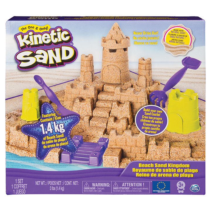 c4d5dafbd01a8 SPIN - Kinetic Sand Veľký Piesočný Hrad - Market24.sk