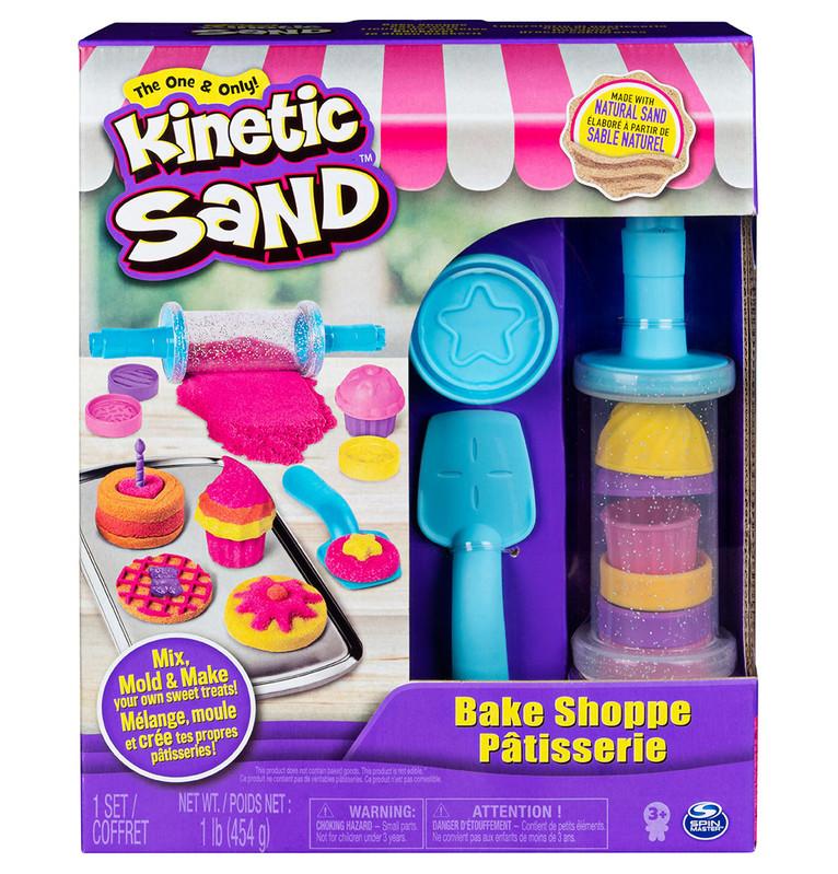 SPIN - Kinetic Sand Výroba Sladkostí