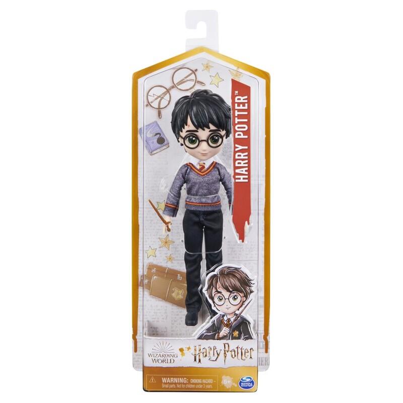 SPIN MASTER - Harry Potter Figúrka Harry Potter 20Cm