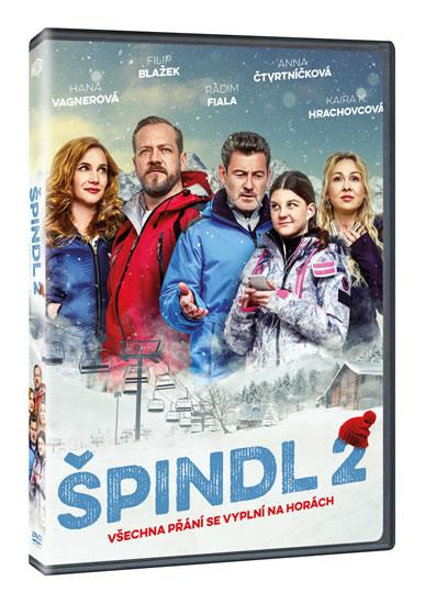 Špindl 2 DVD