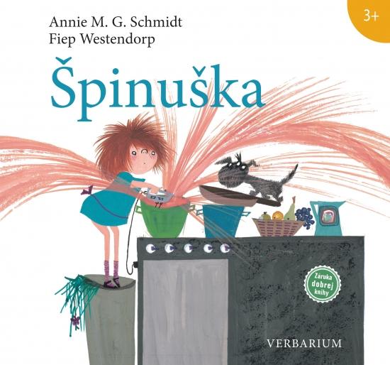 Špinuška - Annie M.G.Schmidt