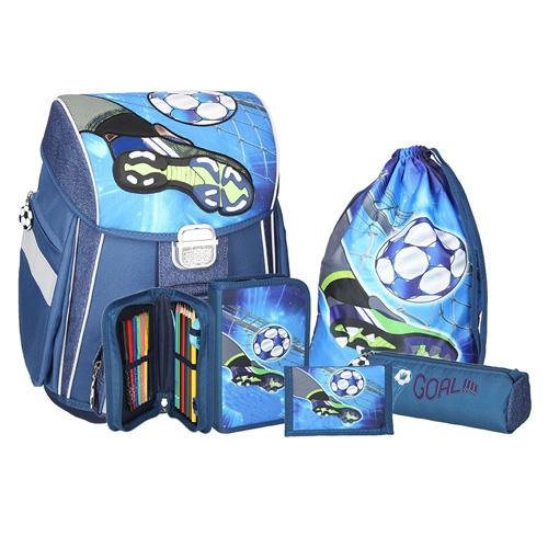 SPIRIT - Školská taška - 5-dielny set, START Football Goal