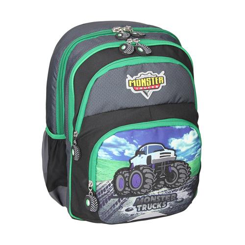SPIRIT - Školský batoh ergonomický, Monster Truck